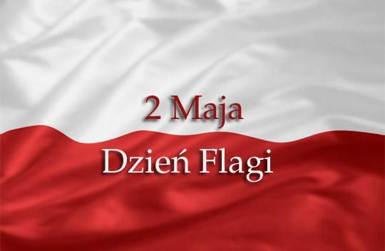 2-Maja Dzień Flagi