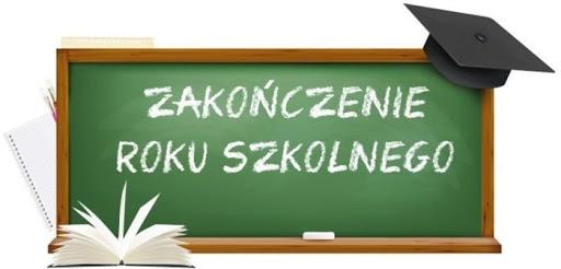 Uroczyste zakończenie roku szkolnego 2019/2020